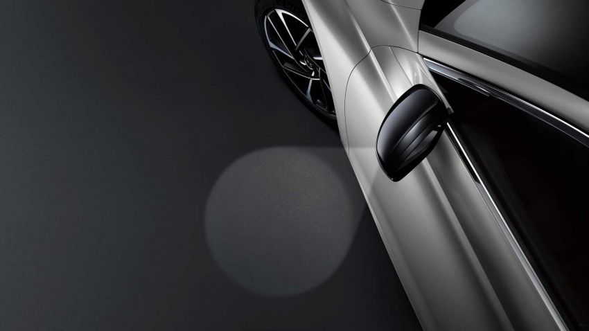 DS9 flagship sedan revealed – global plug-in hybrid Image #1086431