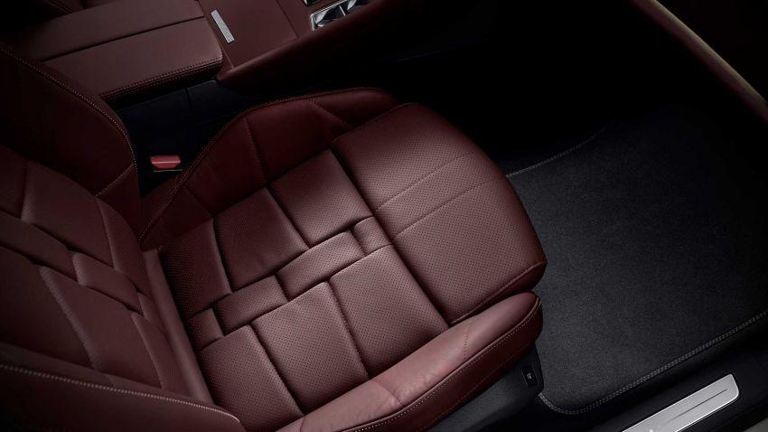 DS9 flagship sedan revealed – global plug-in hybrid Image #1086441