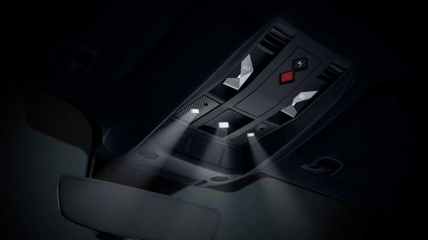 DS9 flagship sedan revealed – global plug-in hybrid Image #1086444