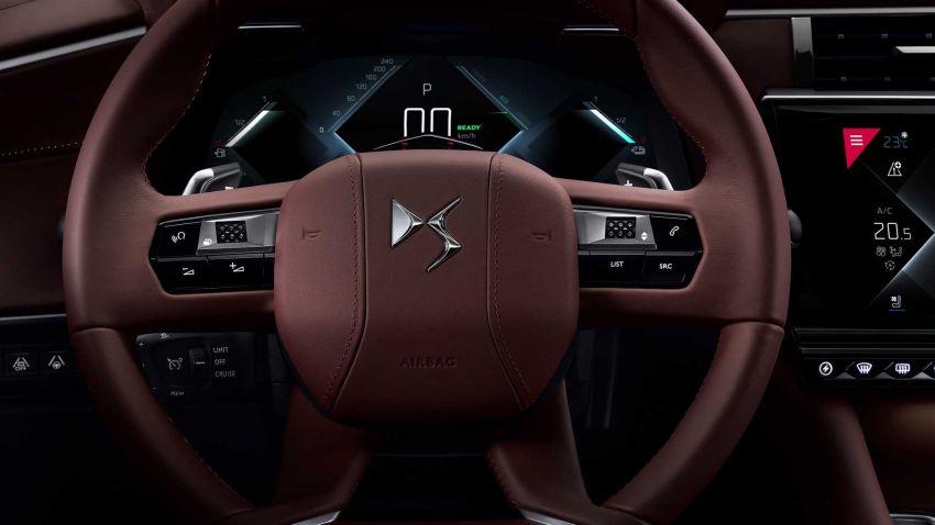 DS9 flagship sedan revealed – global plug-in hybrid Image #1086452