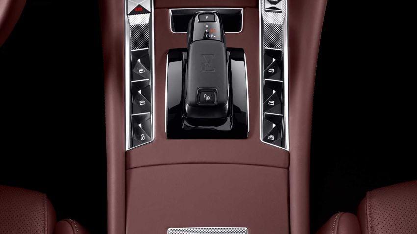 DS9 flagship sedan revealed – global plug-in hybrid Image #1086454