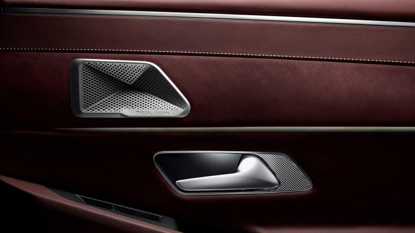 DS9 flagship sedan revealed – global plug-in hybrid Image #1086457