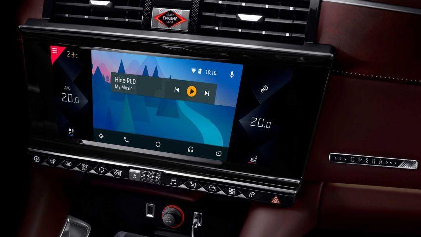 DS9 flagship sedan revealed – global plug-in hybrid Image #1086461
