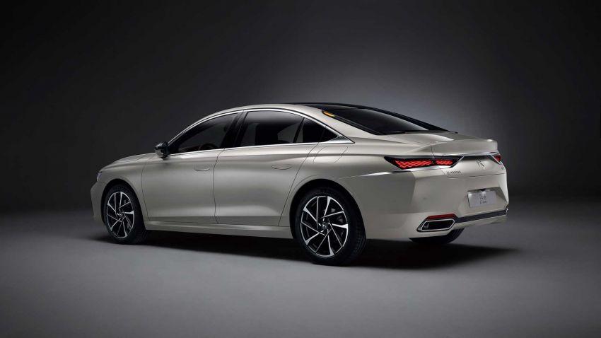 DS9 flagship sedan revealed – global plug-in hybrid Image #1086468