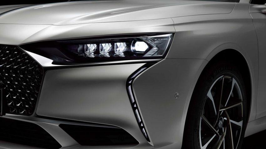 DS9 flagship sedan revealed – global plug-in hybrid Image #1086474