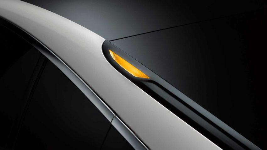 DS9 flagship sedan revealed – global plug-in hybrid Image #1086476