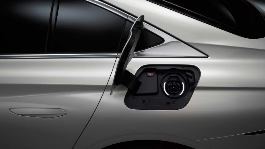 DS9 flagship sedan revealed – global plug-in hybrid Image #1086477