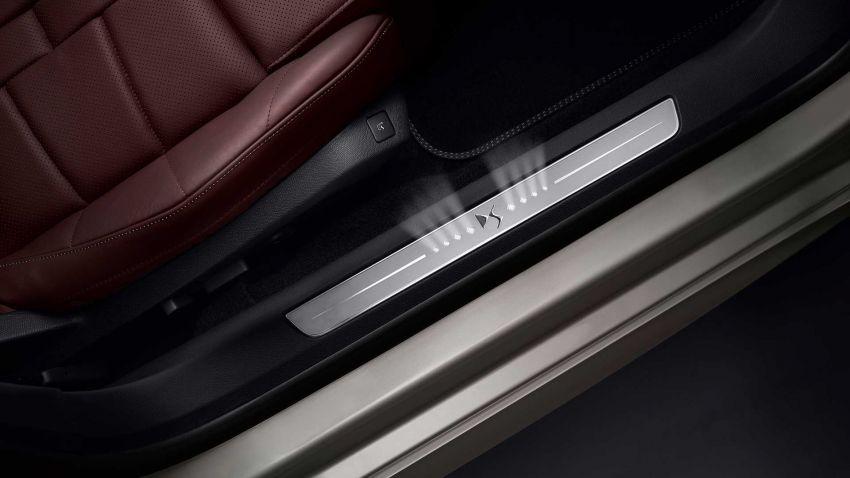 DS9 flagship sedan revealed – global plug-in hybrid Image #1086479