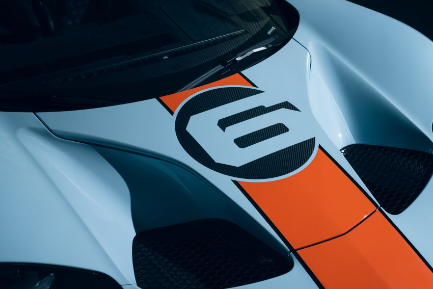 2020 Ford GT adds more power, Liquid Carbon edition Image #1078374