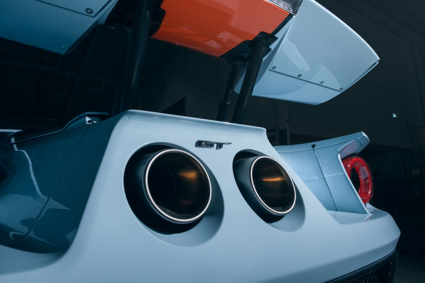 2020 Ford GT adds more power, Liquid Carbon edition Image #1078377