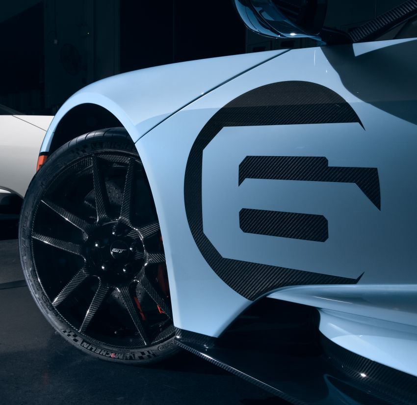 2020 Ford GT adds more power, Liquid Carbon edition Image #1078378