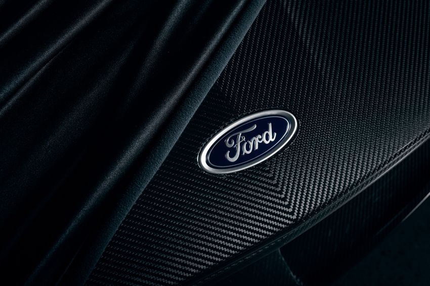 2020 Ford GT adds more power, Liquid Carbon edition Image #1078366