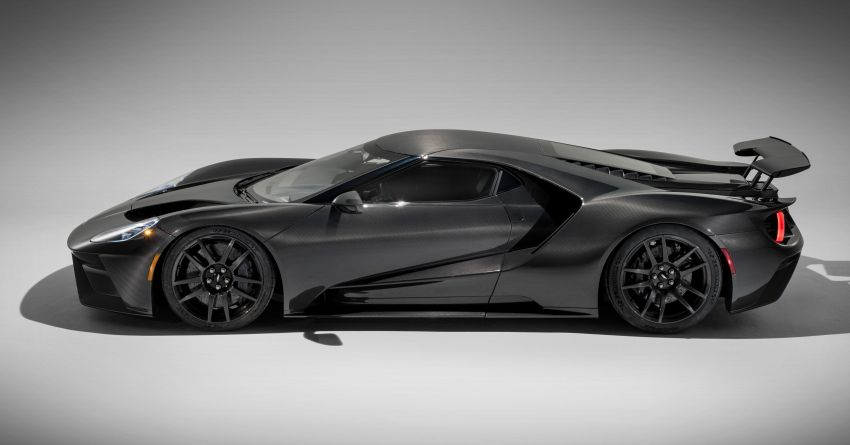 2020 Ford GT adds more power, Liquid Carbon edition Image #1078356