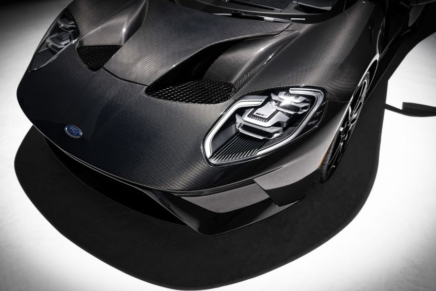 2020 Ford GT adds more power, Liquid Carbon edition Image #1078359