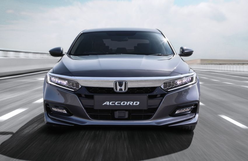2020 Honda Accord – bookings open in Malaysia for 10th-gen, 1.5L VTEC Turbo, 201 PS and 260 Nm Image #1082037