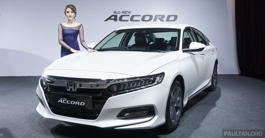 2020 Honda Accord launched in Malaysia – two CKD variants; 201 PS 1.5L VTEC Turbo, RM186k-RM196k Image #1087313
