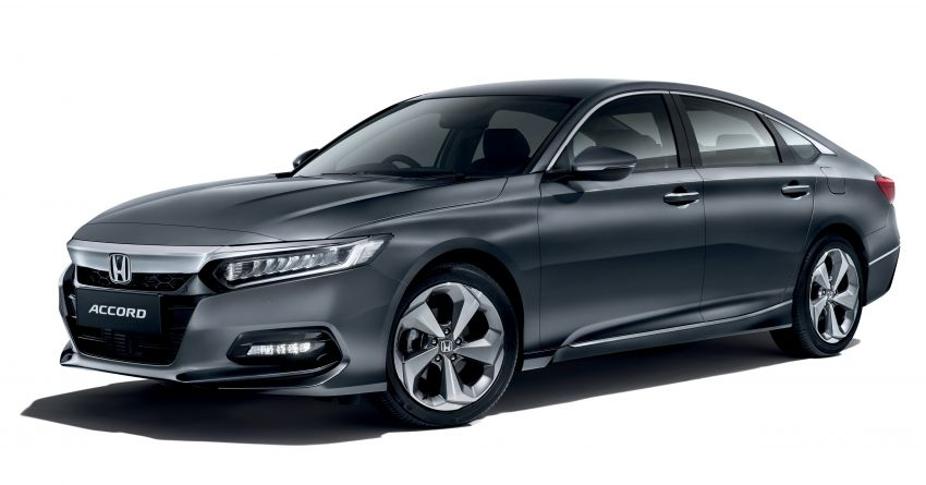 2020 Honda Accord launched in Malaysia – two CKD variants; 201 PS 1.5L VTEC Turbo, RM186k-RM196k Image #1087266