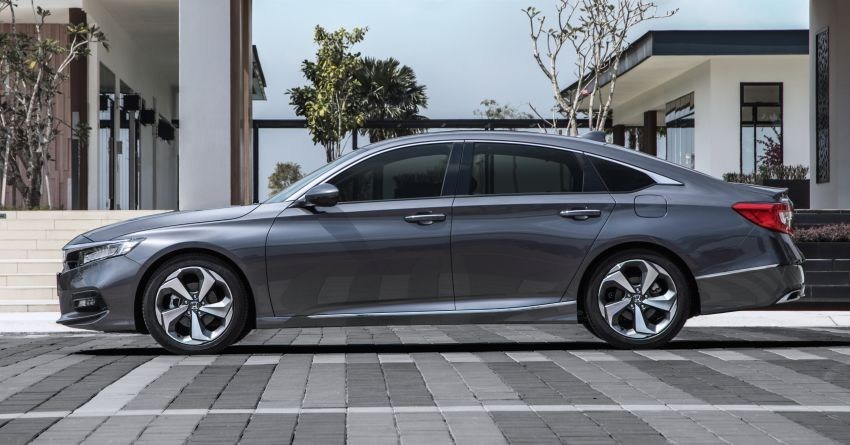 2020 Honda Accord launched in Malaysia – two CKD variants; 201 PS 1.5L VTEC Turbo, RM186k-RM196k Image #1087269