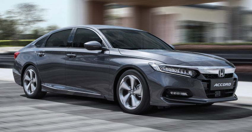 2020 Honda Accord launched in Malaysia – two CKD variants; 201 PS 1.5L VTEC Turbo, RM186k-RM196k Image #1087270