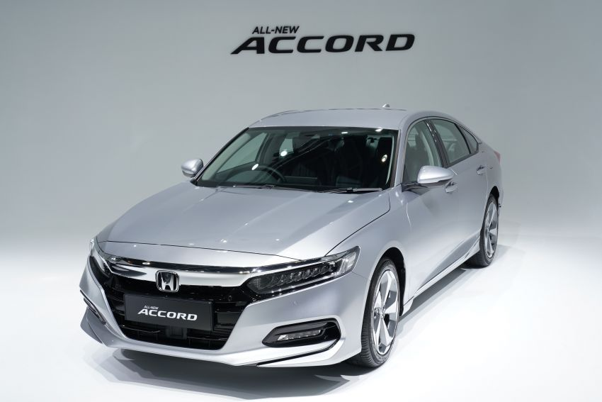 2020 Honda Accord launched in Malaysia – two CKD variants; 201 PS 1.5L VTEC Turbo, RM186k-RM196k Image #1087272