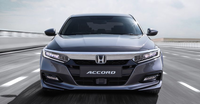 2020 Honda Accord launched in Malaysia – two CKD variants; 201 PS 1.5L VTEC Turbo, RM186k-RM196k Image #1087275