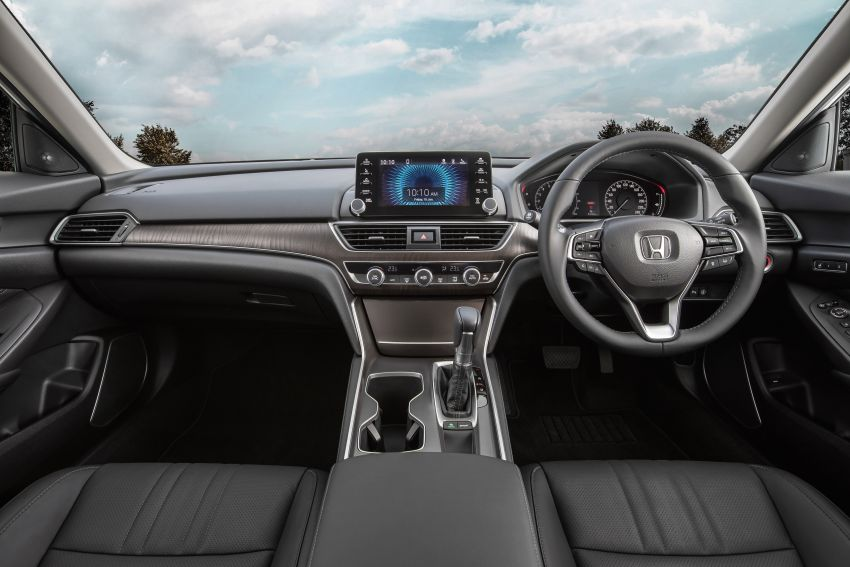 2020 Honda Accord launched in Malaysia – two CKD variants; 201 PS 1.5L VTEC Turbo, RM186k-RM196k Image #1087276