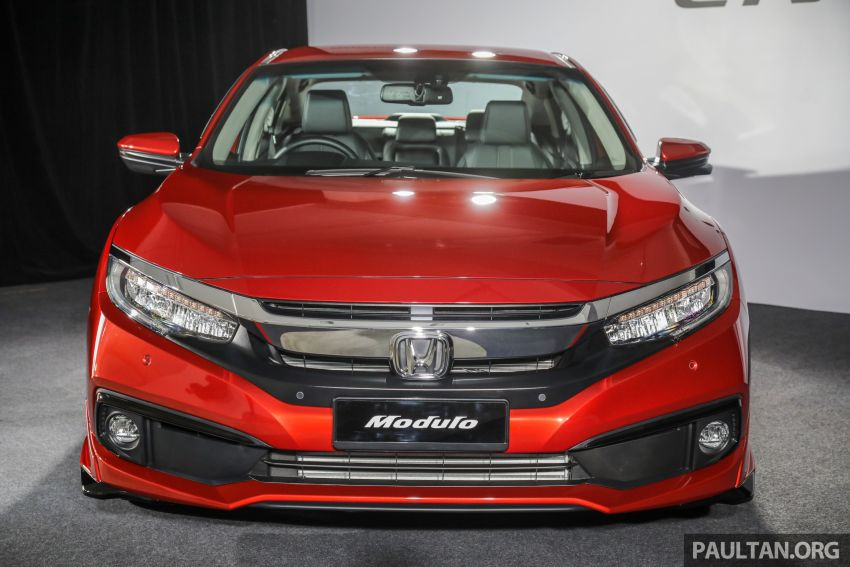 2020 Honda Civic facelift debuts in Malaysia – three variants, 1.8 NA and 1.5 Turbo, RM114k to RM140k Image #1087487