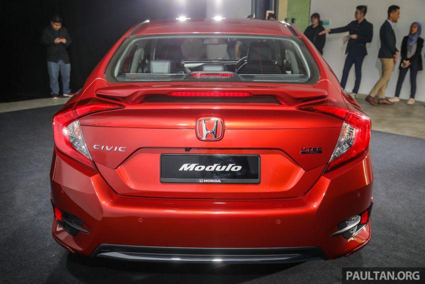 2020 Honda Civic facelift debuts in Malaysia – three variants, 1.8 NA and 1.5 Turbo, RM114k to RM140k Image #1087488