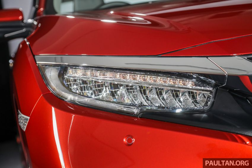 2020 Honda Civic facelift debuts in Malaysia – three variants, 1.8 NA and 1.5 Turbo, RM114k to RM140k Image #1087490