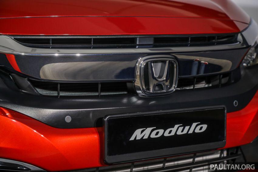 Honda Civic 2020 diperkenalkan secara rasmi di M'sia – dengan Honda Sensing, harga bermula RM113,600 Image #1087688