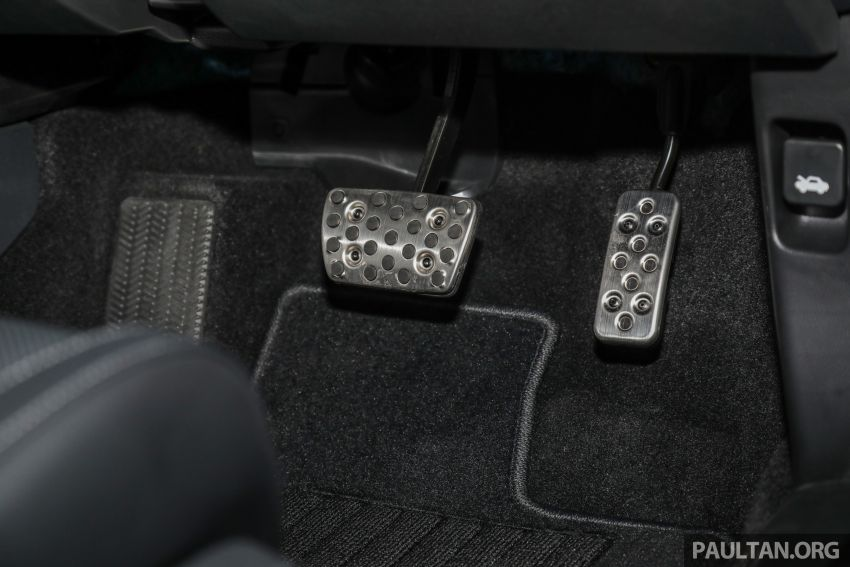 Honda Civic 2020 diperkenalkan secara rasmi di M'sia – dengan Honda Sensing, harga bermula RM113,600 Image #1087705