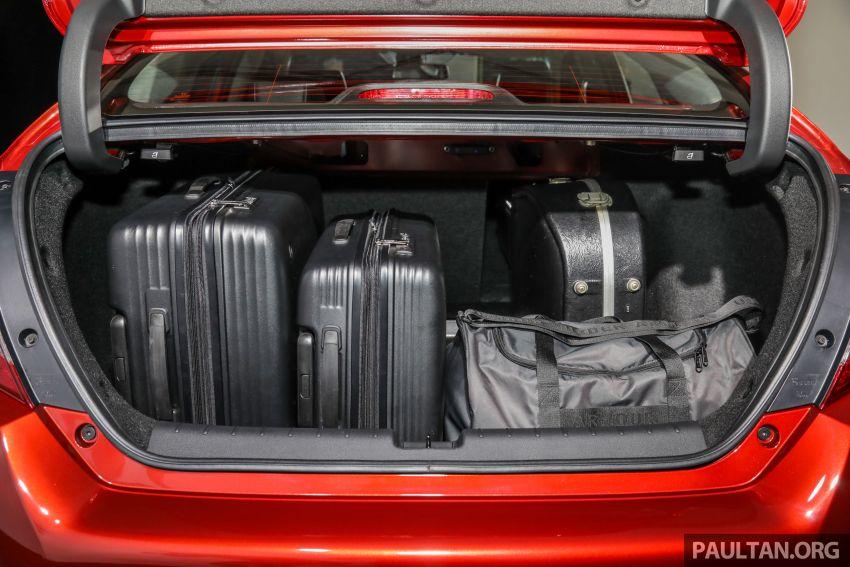 Honda Civic 2020 diperkenalkan secara rasmi di M'sia – dengan Honda Sensing, harga bermula RM113,600 Image #1087709