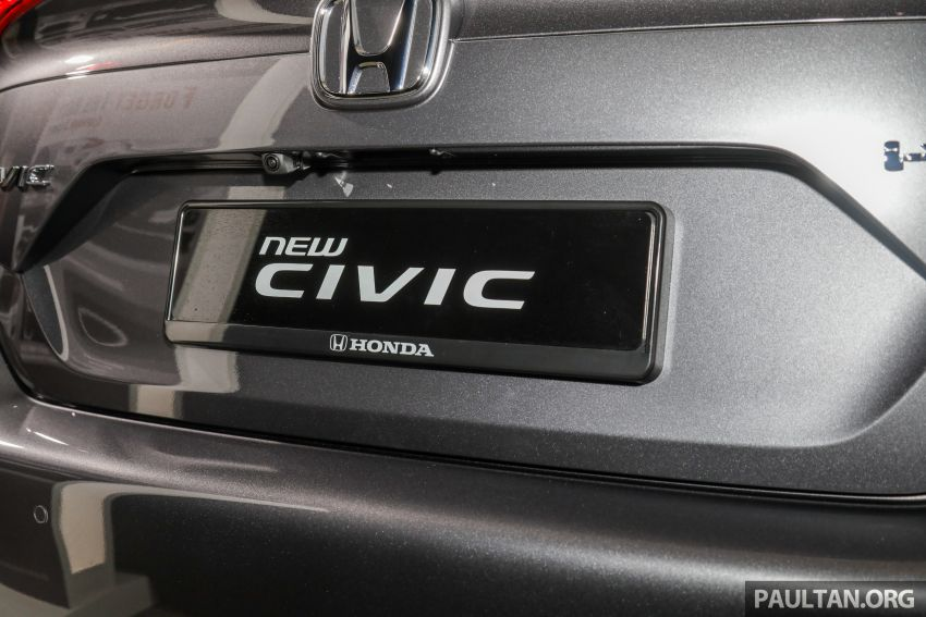 2020 Honda Civic facelift debuts in Malaysia – three variants, 1.8 NA and 1.5 Turbo, RM114k to RM140k Image #1087558