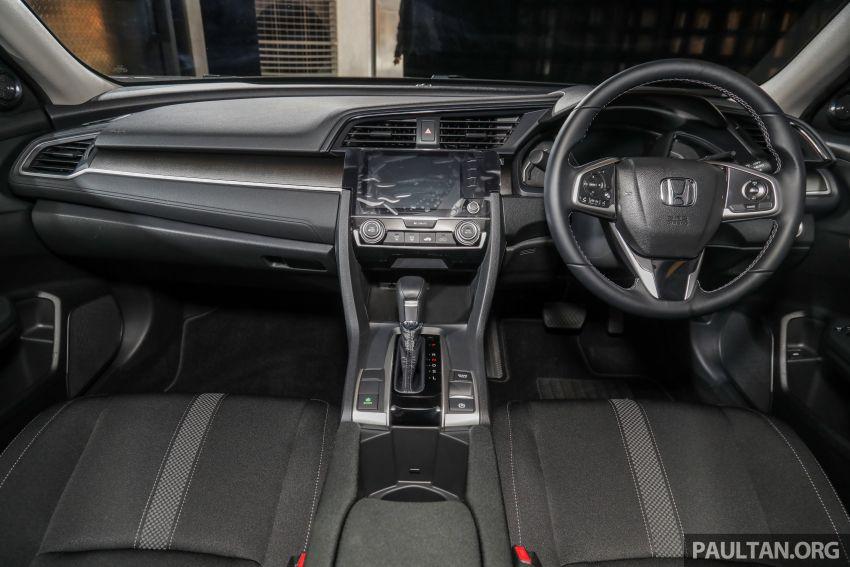 2020 Honda Civic facelift debuts in Malaysia – three variants, 1.8 NA and 1.5 Turbo, RM114k to RM140k Image #1087567