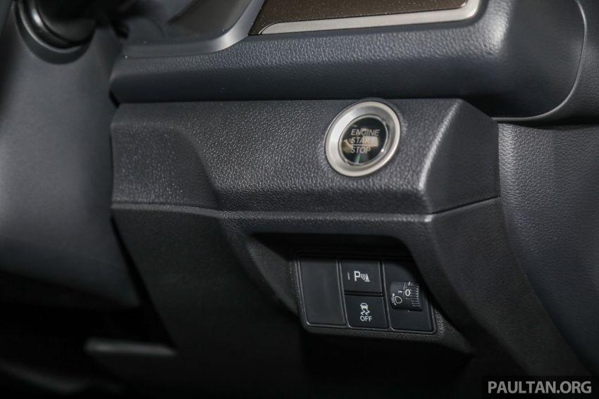 2020 Honda Civic facelift debuts in Malaysia – three variants, 1.8 NA and 1.5 Turbo, RM114k to RM140k Image #1087587
