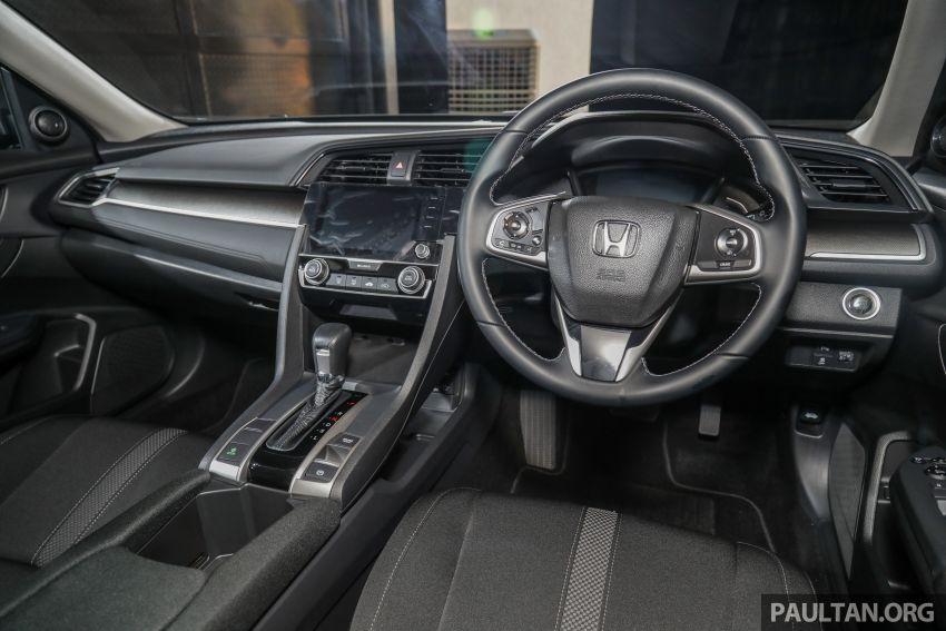 2020 Honda Civic facelift debuts in Malaysia – three variants, 1.8 NA and 1.5 Turbo, RM114k to RM140k Image #1087589