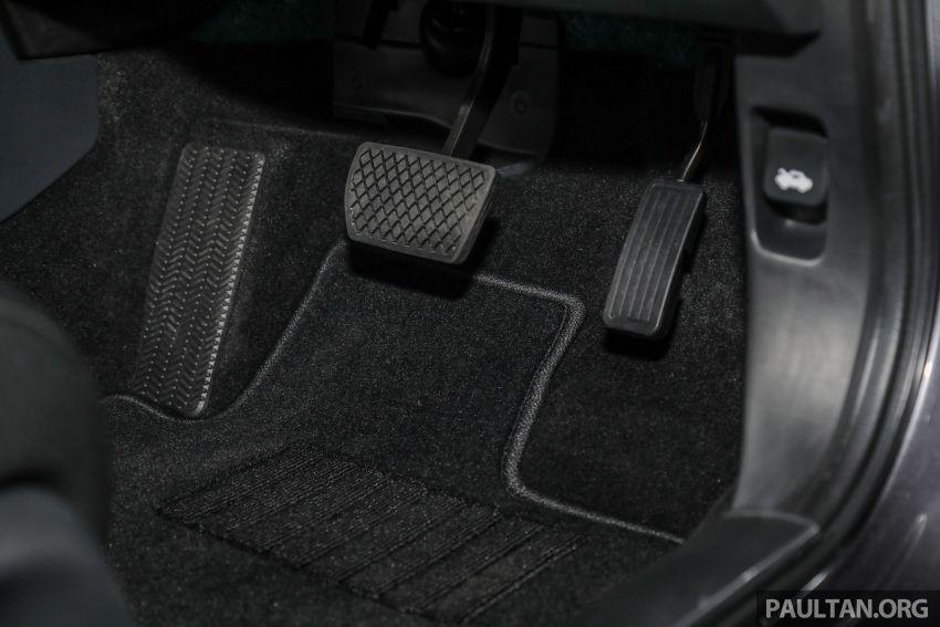 Honda Civic 2020 diperkenalkan secara rasmi di M'sia – dengan Honda Sensing, harga bermula RM113,600 Image #1087764