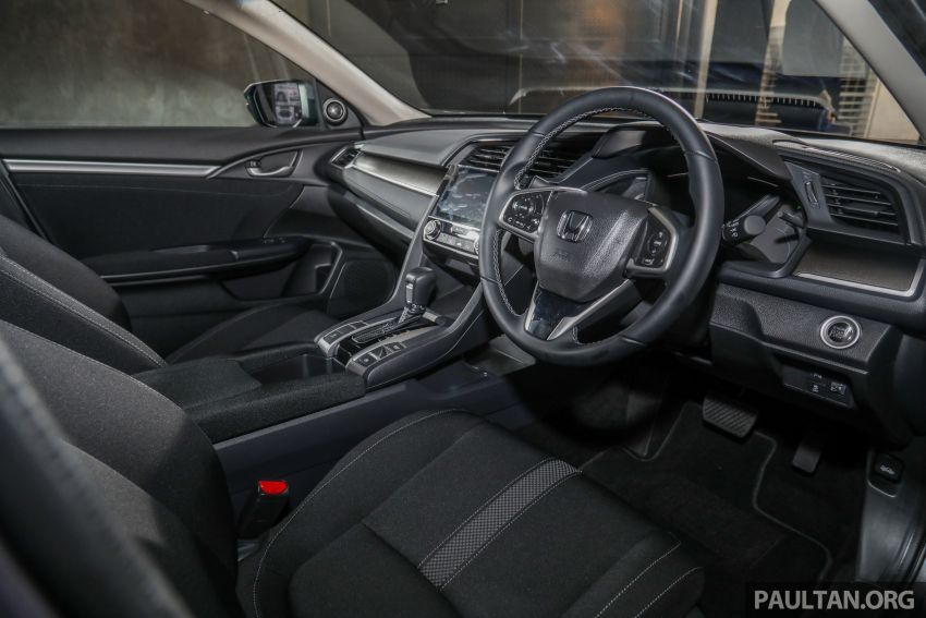 2020 Honda Civic facelift debuts in Malaysia – three variants, 1.8 NA and 1.5 Turbo, RM114k to RM140k Image #1087568
