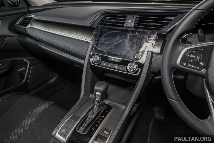 2020 Honda Civic facelift debuts in Malaysia – three variants, 1.8 NA and 1.5 Turbo, RM114k to RM140k Image #1087579