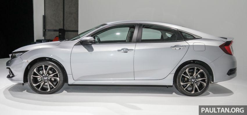 2020 Honda Civic facelift debuts in Malaysia – three variants, 1.8 NA and 1.5 Turbo, RM114k to RM140k Image #1087824
