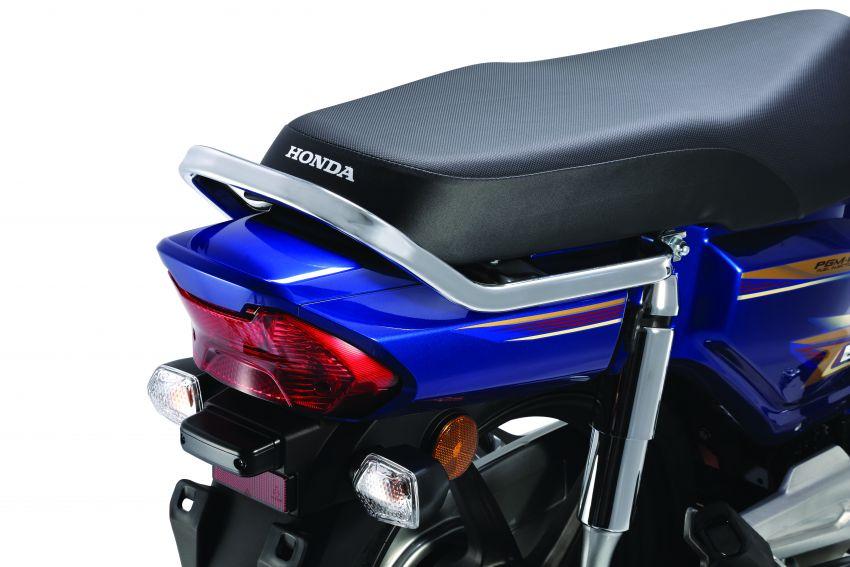 2020 Honda EX5 <em>kapchai</em> – new graphics, RM4,783 Image #1081627