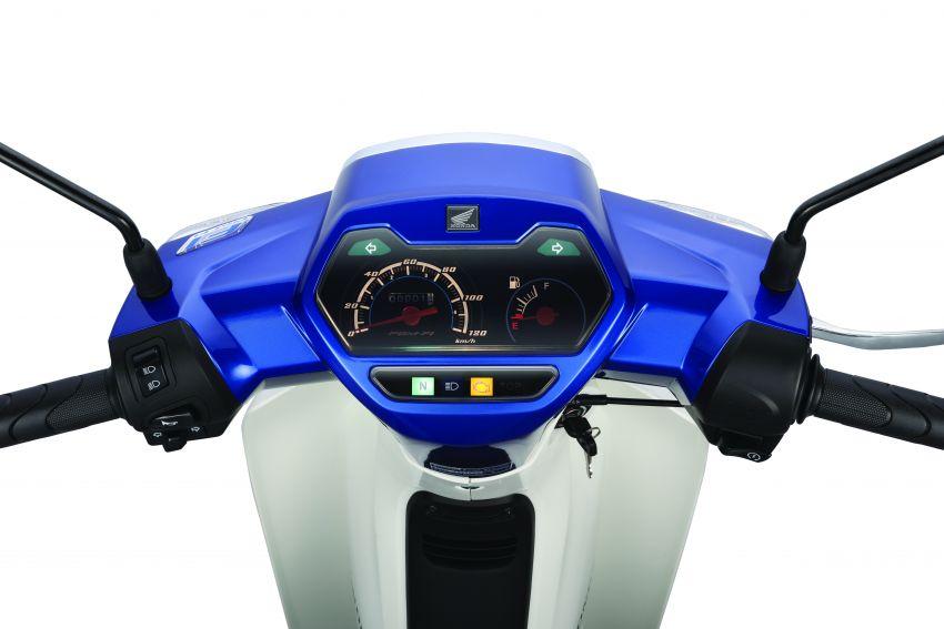 2020 Honda EX5 <em>kapchai</em> – new graphics, RM4,783 Image #1081626