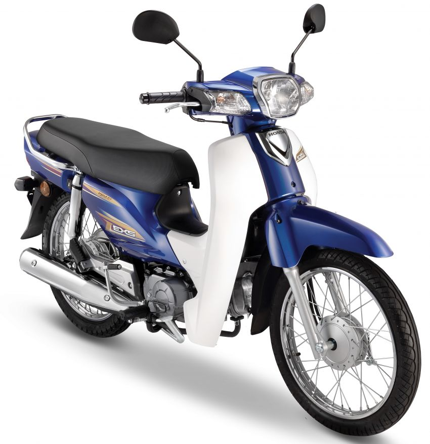 2020 Honda EX5 <em>kapchai</em> – new graphics, RM4,783 Image #1081634