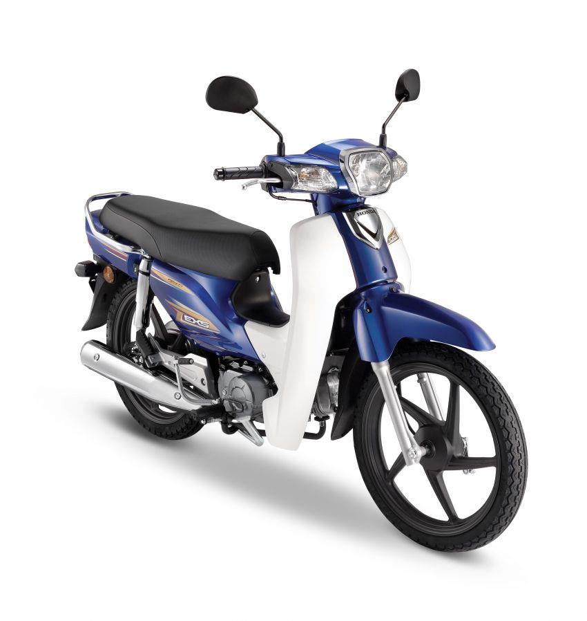 2020 Honda EX5 <em>kapchai</em> – new graphics, RM4,783 Image #1081633