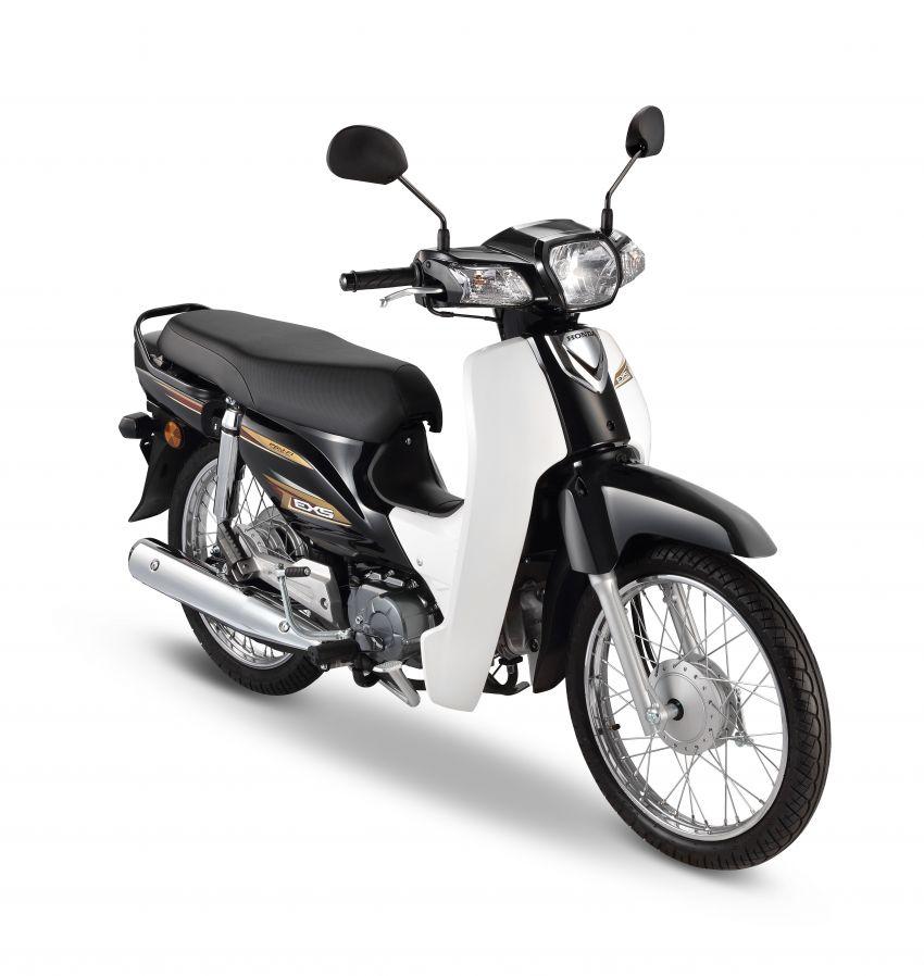 2020 Honda EX5 <em>kapchai</em> – new graphics, RM4,783 Image #1081632