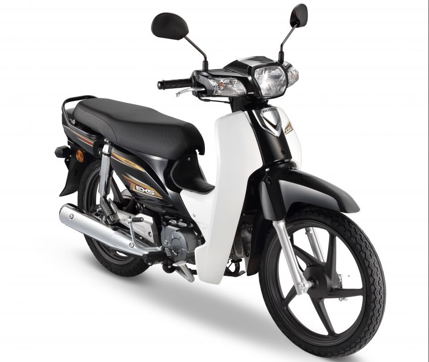 2020 Honda EX5 <em>kapchai</em> – new graphics, RM4,783 Image #1081631