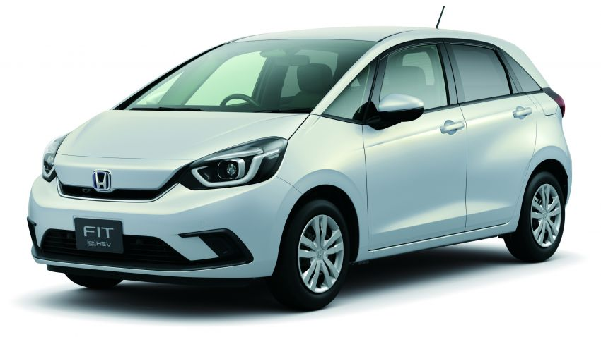 2020 Honda Jazz goes on sale in Japan – 109 PS e:HEV hybrid and 98 PS 1.3L petrol, up to 28.8 km/l Image #1081726