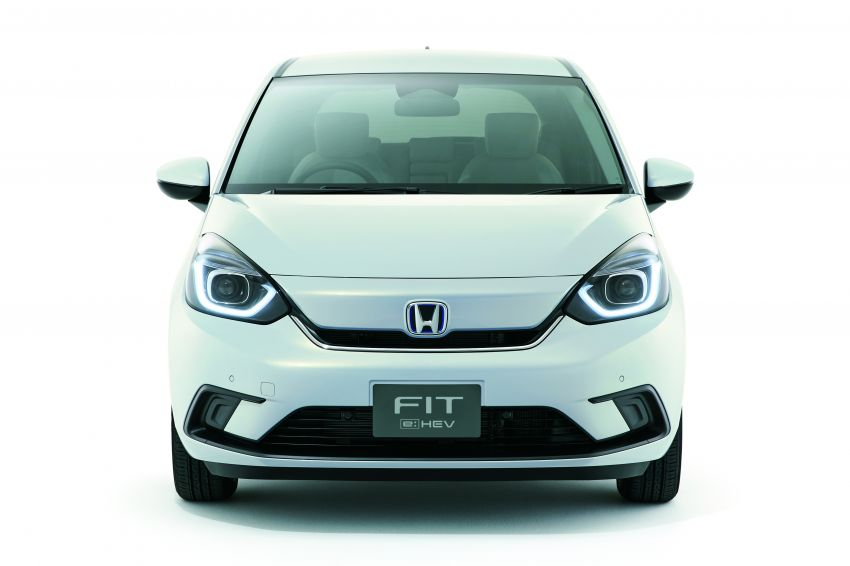 2020 Honda Jazz goes on sale in Japan – 109 PS e:HEV hybrid and 98 PS 1.3L petrol, up to 28.8 km/l Image #1081735
