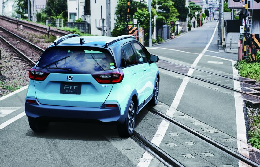 2020 Honda Jazz goes on sale in Japan – 109 PS e:HEV hybrid and 98 PS 1.3L petrol, up to 28.8 km/l Image #1081737