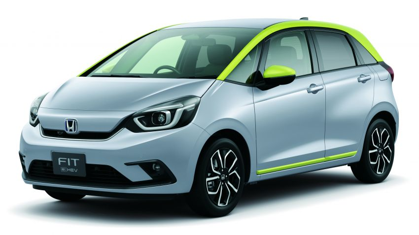 2020 Honda Jazz goes on sale in Japan – 109 PS e:HEV hybrid and 98 PS 1.3L petrol, up to 28.8 km/l Image #1081727